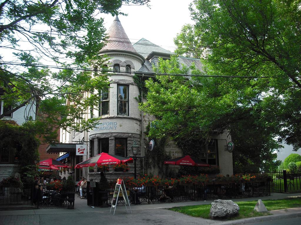 Bedford Academy – TorontoPubs
